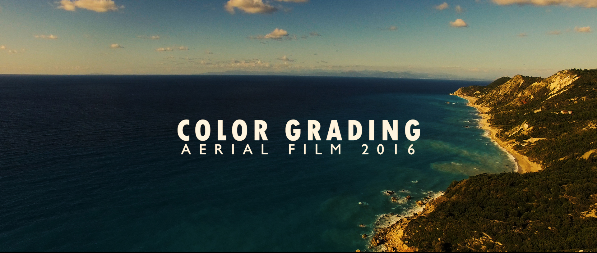 Color Grading by Cristi Coman
