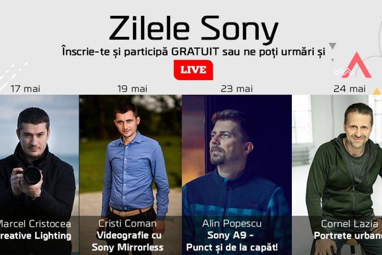 Zilele Sony – prezentare F64