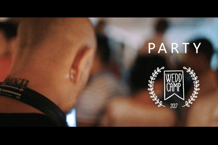 Party WEDDCAMP 2017 – Constanta