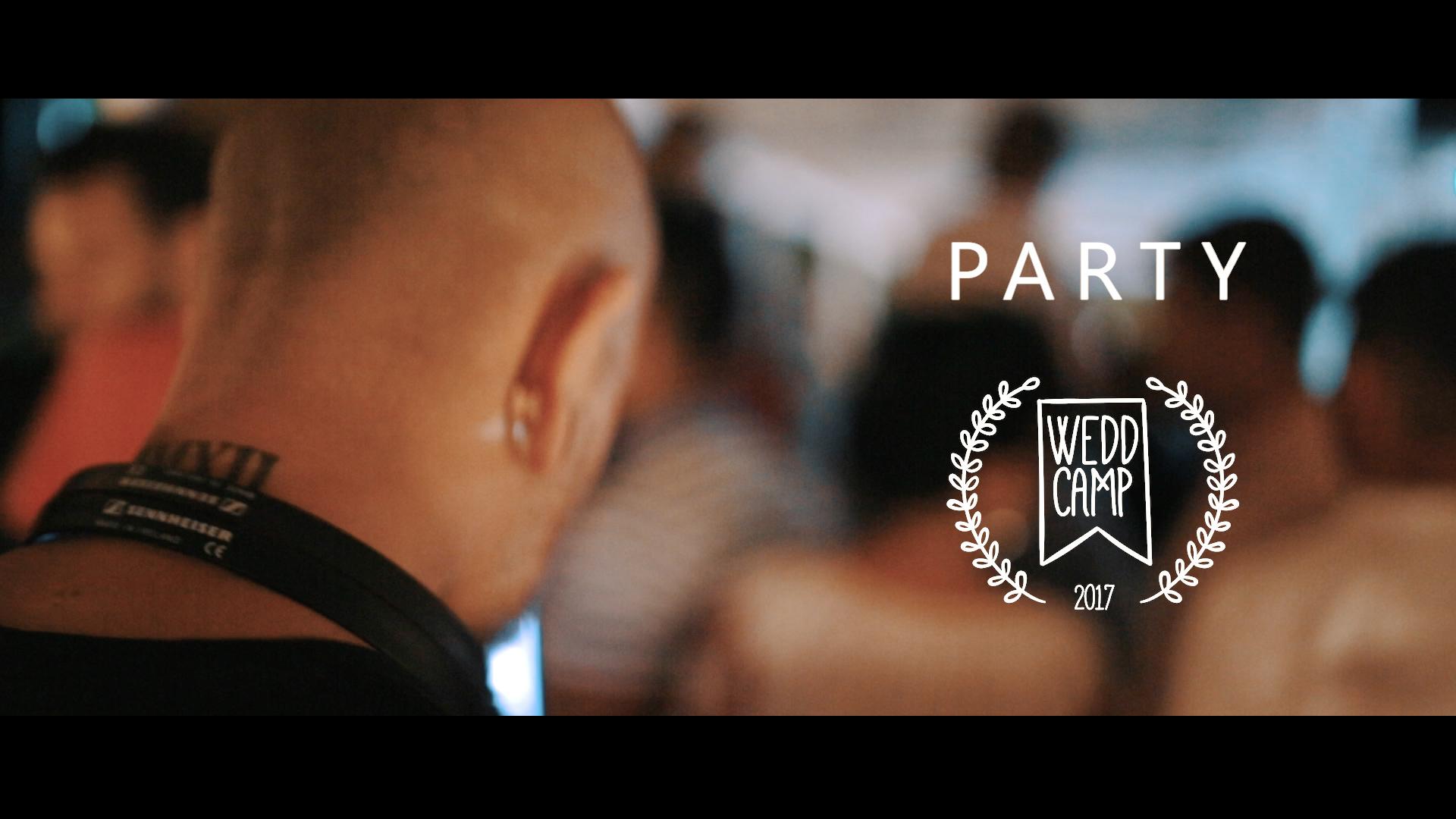 Party WEDCAMP 2017 - Constanta