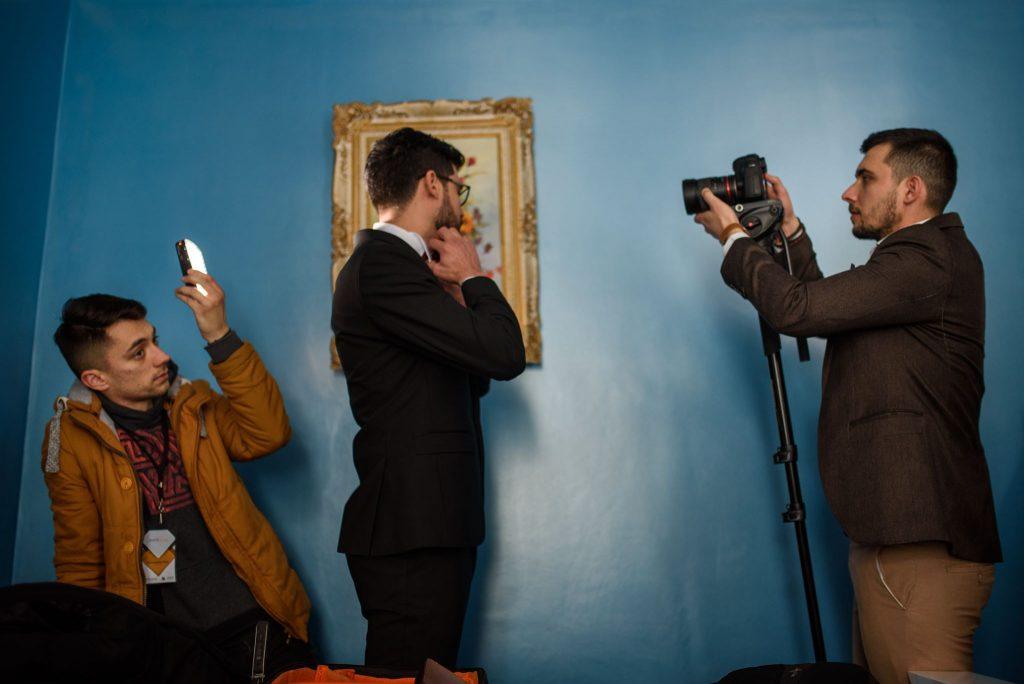 filmare nunta- cristi coman