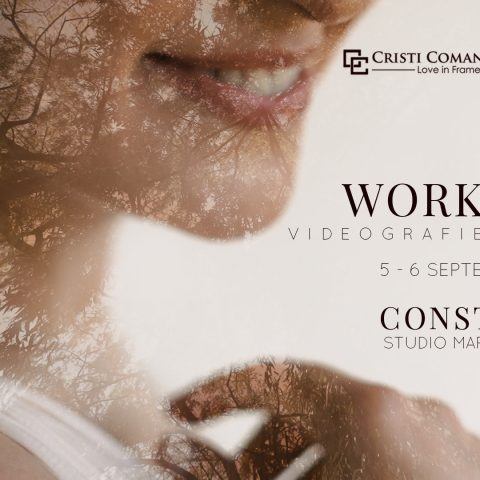 WORKSHOP VIDEOGRAFIE DE NUNTA - CONSTANTA | Vasea Onel & Cristi Coman