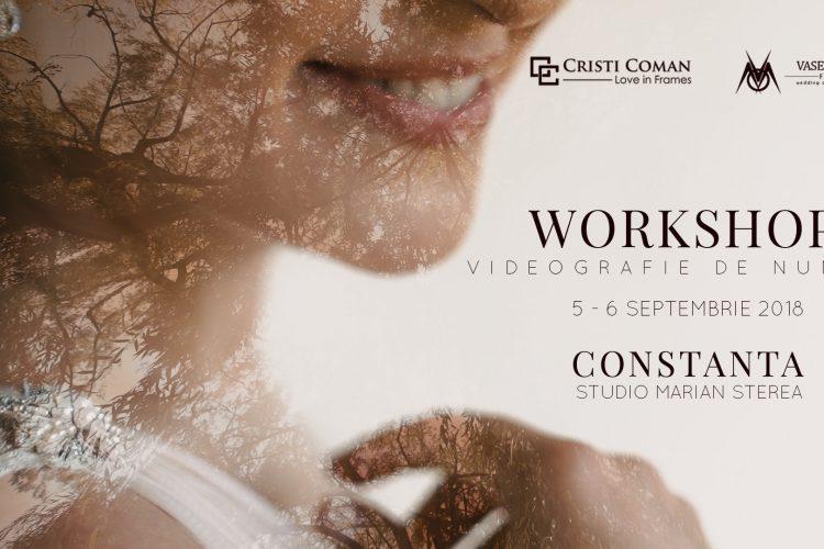 WORKSHOP VIDEOGRAFIE DE NUNTA – CONSTANTA  | Vasea Onel & Cristi Coman