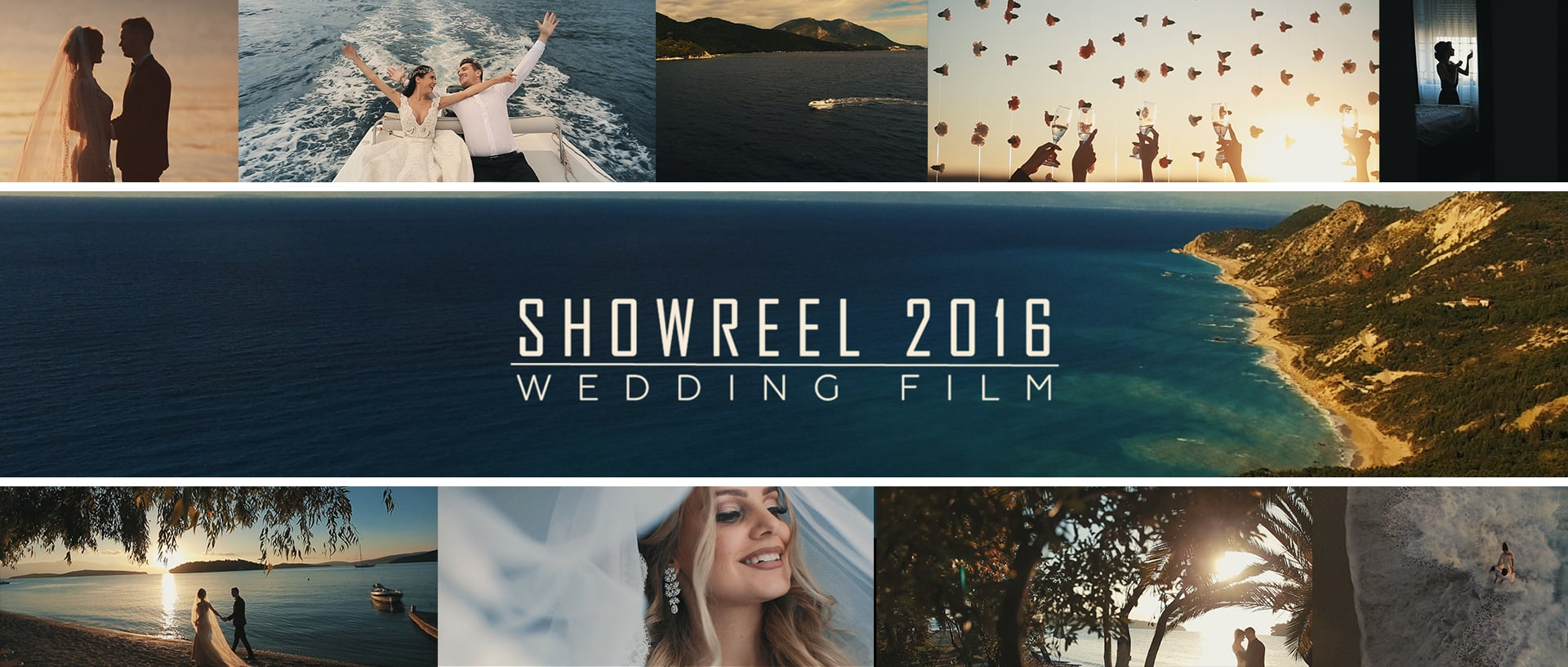 showreel 2016 - wedding film