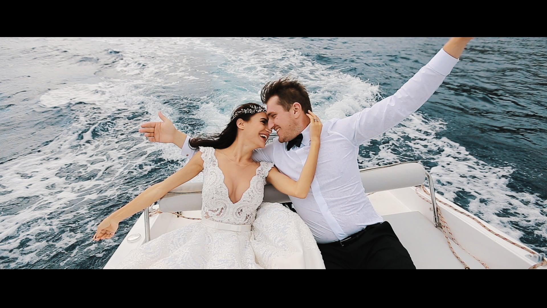 Love the dress Lefkada